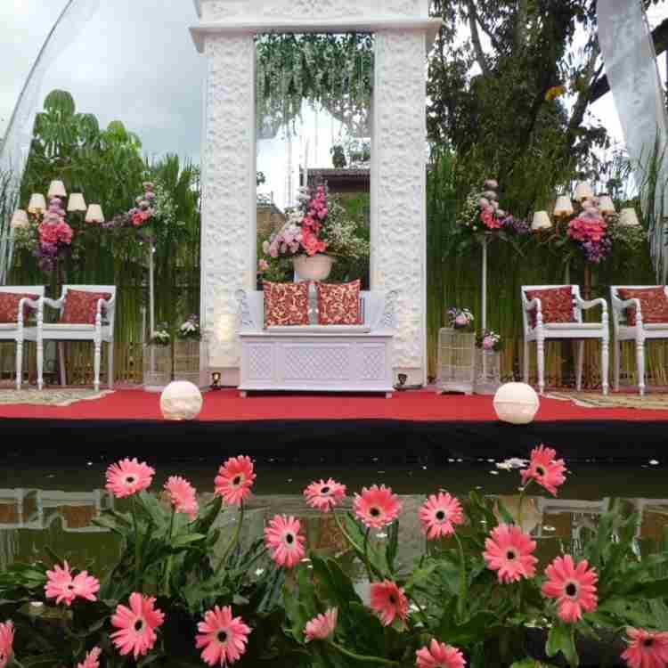 15 Dekorasi Pernikahan Di Rumah Yang Sederhana Minimalis