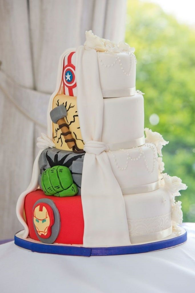 kue wedding pernikahan
