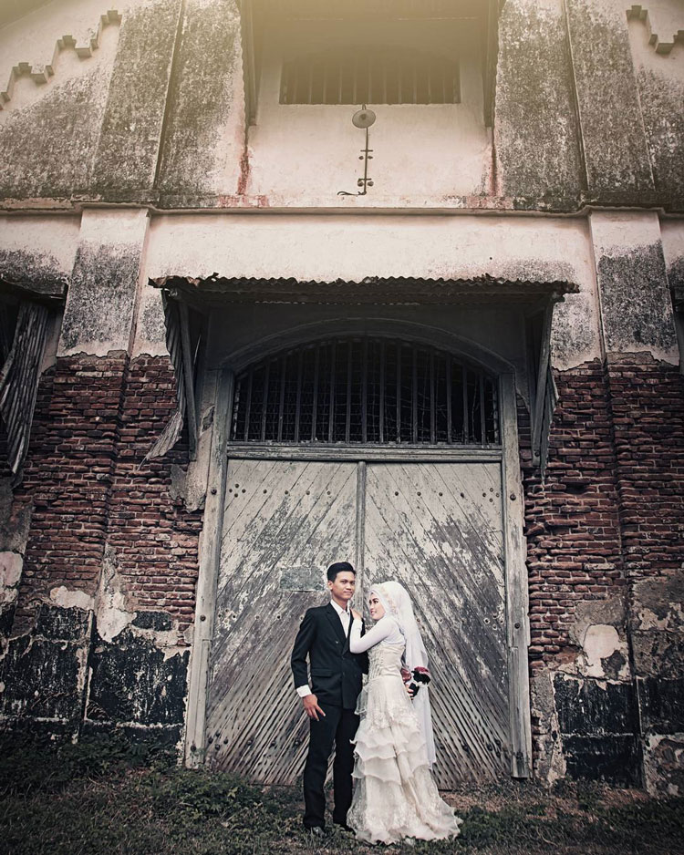 konsep prewedding formal