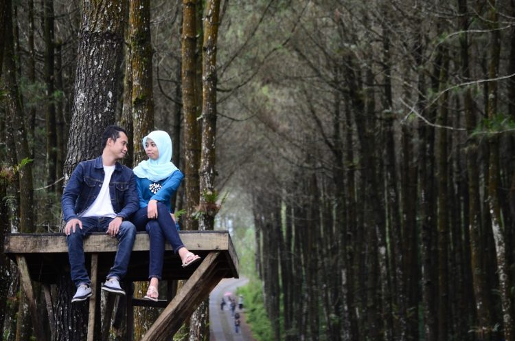 video prewedding islami